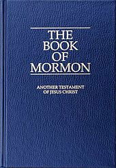 Book of Mormon, Church of Jesus Christ of Latter Day Saints
